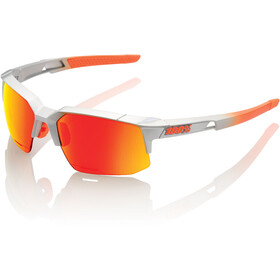 100% Speedcoupe Glasses arc | light | hd red multilayer/hiper lense
